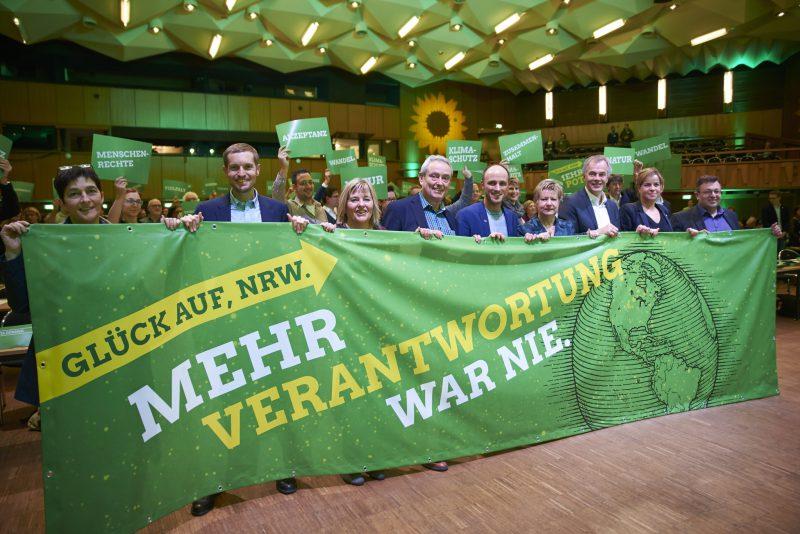 Bündnis 90/Die Grünen NRW CC BY-SA